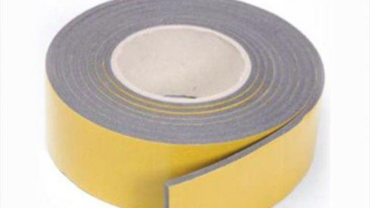 EXTRUDED PE SPONGE STRIPS