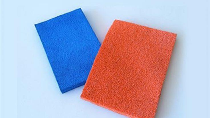 NATURAL RUBBER FOAM