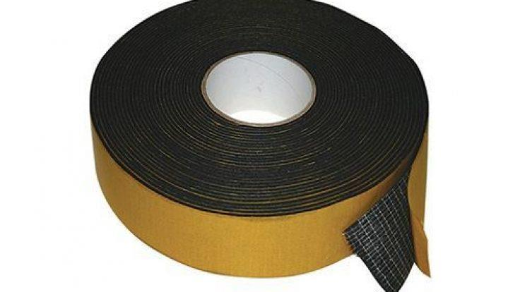 ONE SIDED ADHESIVE SPONGE TAPES